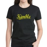 Kimble, Yellow Tee