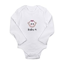 Baby A Body Suit