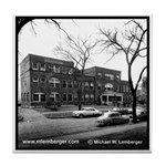 Ottumwa Hospital Tile Coaster