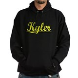 Kyler, Yellow Hoody