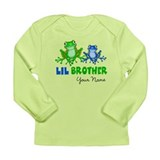 Little Brother Monster Long Sleeve Infant T-Shirt