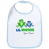 Little Brother Monster Bib