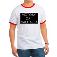 VICTORY OR VALHALLA BLACK T