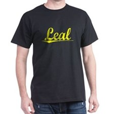 Leal, Yellow T-Shirt
