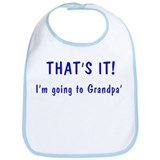 Unique Grandpa's Bib