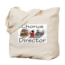 """Chorus Director Kids"" Tote Bag"