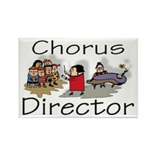 """Chorus Director Kids"" Rectangle Magnet (10 pack)"