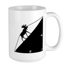 Math Joke Hypotemoose Mug