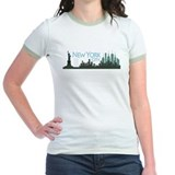 New York City Skyline T