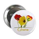 Ghana Goodies 2.25&quot; Button (10 pack)