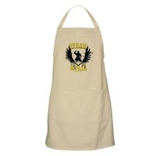 Vegan Ninja Wings Apron
