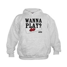 Wanna play with Dexter Hoodie