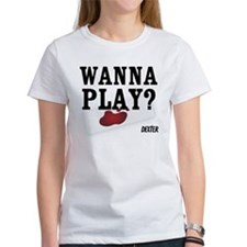 Wanna play with Dexter Tee