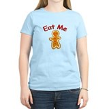 Eat Me Gingerbread Man T-Shirt