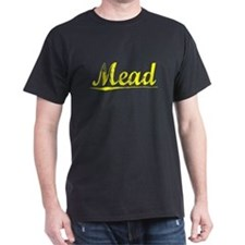 Mead, Yellow T-Shirt