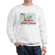 Respect James Island Sweatshirt
