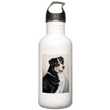 aussie_annie.png Water Bottle