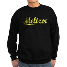 Meltzer, Yellow Sweatshirt