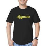 Mignone, Yellow Tee-Shirt