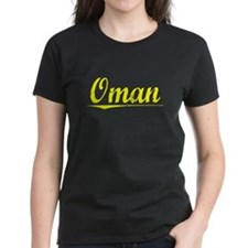 Oman, Yellow Tee