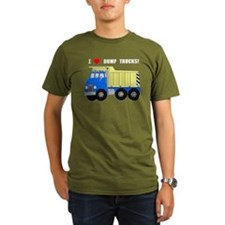 I Heart Dump Trucks T-Shirt