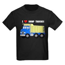 I Heart Dump Trucks T