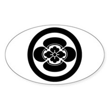 Mokko in circle Decal