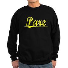 Pare, Yellow Sweatshirt