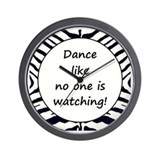 DANCE... Wall Clock