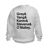 Greys anatomy Crew Neck