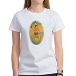 Women's T-Shirt Hanuman Large