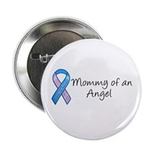 Mommy of an Angel Button