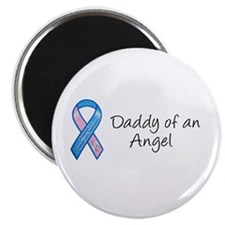 "Daddy of an Angel 2.25"" Magnet (10 pack)"