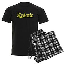 Rodarte, Yellow Pajamas