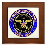 CTC - CounterTerrorist Center Framed Tile