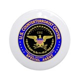 CTC - CounterTerrorist Center Ornament (Round)