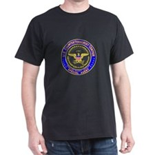 CTC - CounterTerrorist Center Black T-Shirt