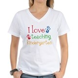 I Love Kindergarten Shirt