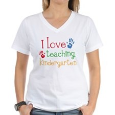I Love Kindergarten Shirt