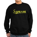 Samson, Yellow Sweatshirt