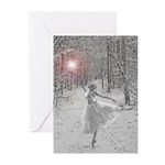 The Snow Queen Greeting Cards (Pk of 10)