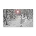 The Snow Queen 20x12 Wall Decal