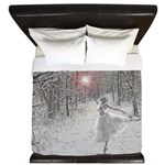 The Snow Queen King Duvet