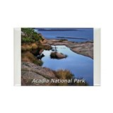acadia1.jpg Rectangle Magnet (10 pack)