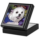 Maltese Fine Art Cosette Keepsake Box