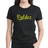 Valdez, Yellow Tee
