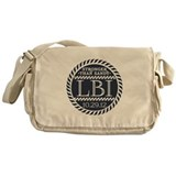 STRONGER THAN SANDY (LBI) Messenger Bag