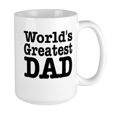 Cute World's best dad Mug