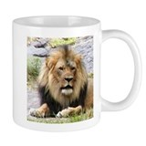 LION MALE Small Mugs