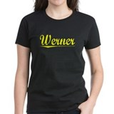 Werner, Yellow Tee